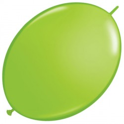 "LIME GREEN 6"" FASHION QUICK LINK (50CT)"