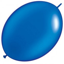 "SAPPHIRE BLUE 12"" PEARL QUICK LINK (50CT)"
