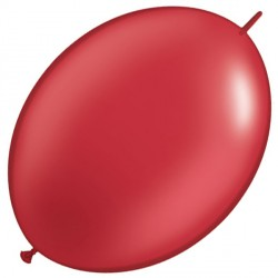 "RUBY RED 12"" PEARL QUICK LINK (50CT)"
