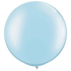 "LIGHT BLUE 30"" PEARL (2CT)"