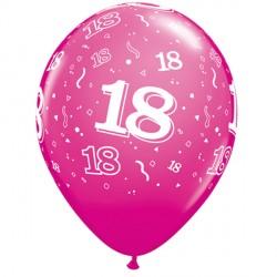 """18-A-ROUND 11"""" WILD BERRY (6X6CT)"""
