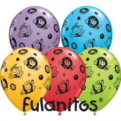 "FAULANITOS CHARACTERS 11"" SPECIAL ASSORTED (25CT) SALE"