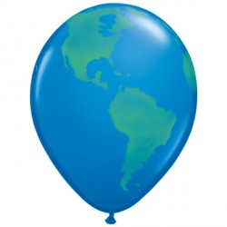 "GLOBE 11"" DARK BLUE (25CT) YHH"