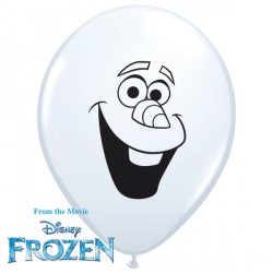 "FROZEN OLAF 5"" WHITE (100CT)"