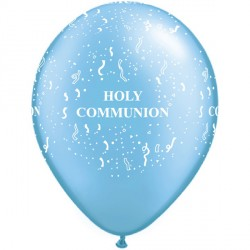 "COMMUNION-A-ROUND 11"" PEARL AZURE (50CT)"