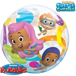 "BUBBLE GUPPIES 22"" SINGLE BUBBLE"