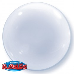 "CLEAR 24"" DECO BUBBLE"