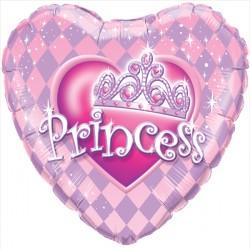 """PRINCESS TIARA 18"""" PKT"""