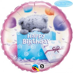 "ME TO YOU TATTY TEDDY BIRTHDAY PRESENTS 18"" PKT"