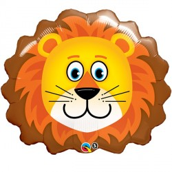 "LOVABLE LION 29"" SHAPE GROUP B PKT"