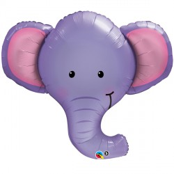"ELLIE THE ELEPHANT 39"" SHAPE GROUP B PKT"