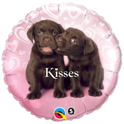 "PUPPY KISSES 18"" PKT"