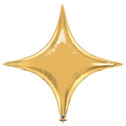"GOLD 20"" STARPOINT FLAT"