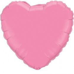 """ROSE HEART 18"""" FLAT Q"""