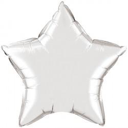 """SILVER STAR 4"""" FLAT Q"""