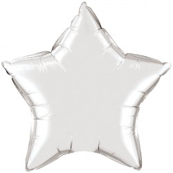 """SILVER STAR 9"""" FLAT Q"""