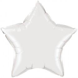 """WHITE STAR 9"""" FLAT Q"""