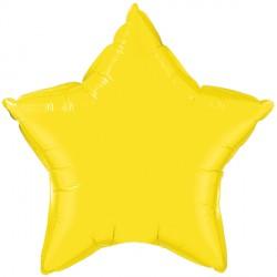 """YELLOW STAR 20"""" FLAT Q"""