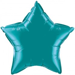 "TEAL STAR 20"" FLAT Q"