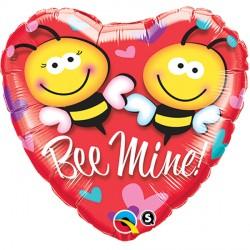 "BEE MINE! 18"" PKT"