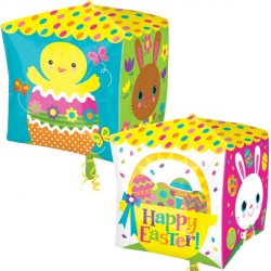 EASTER CHARACTERS CUBEZ G20 PKT