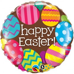"EASTER EGGS & CHOCOLATE 18"" PKT"