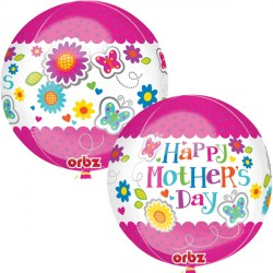 HAPPY MOTHER'S DAY ORBZ G20 PKT