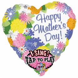 SWEET LOVE HAPPY MOTHER'S DAY JUMBO SING A TUNE P60 PKT