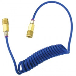 10FT EXTENSION HOSE AIR PRODUCTS (PUSH CYLINDER)
