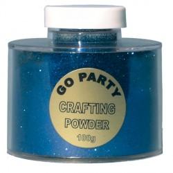 SAPPHIRE BLUE CRAFTING POWDER