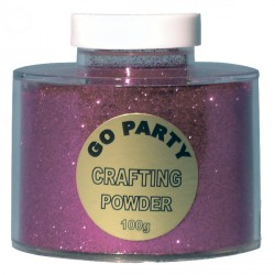 FUCHSIA CRAFTING POWDER