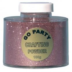PINK CRAFTING POWDER