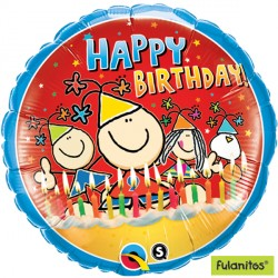 "FULANITOS BIRTHDAY 18"" SALE"