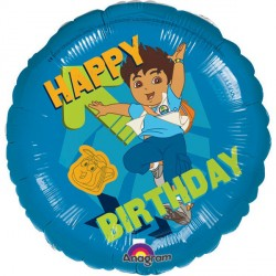 "GO DIEGO GO! BIRTHDAY 18"" SALE"