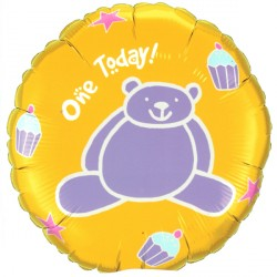 "FLUTTERBYS ONE TODAY BEAR 18"" SALE"
