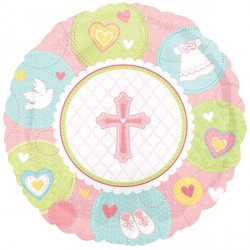 "SWEET CHRISTENING GIRL 18"" SALE"