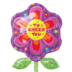 "TO CHEER YOU FLOWER 18"" SALE"
