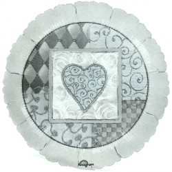 "PLATINUM WEDDING 18"" SALE"