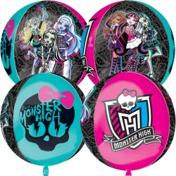 MONSTER HIGH ORBZ G40 PKT