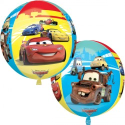 DISNEY CARS ORBZ G40 PKT