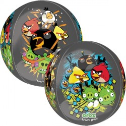 ANGRY BIRDS ORBZ G40 PKT