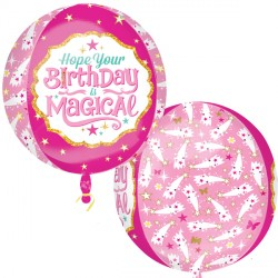 MAGICAL BIRTHDAY ORBZ G20 PKT