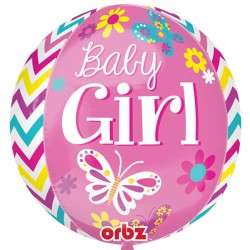 BEAUTIFUL BABY GIRL ORBZ G20 PKT