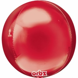 "RED ORBZ G20 FLAT (15"" x 16"") (3CT)"