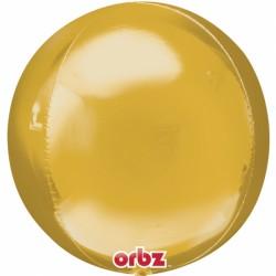 "GOLD ORBZ G20 FLAT (15"" x 16"") (3CT)"