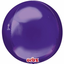 "PURPLE ORBZ G20 FLAT (15"" x 16"") (3CT)"