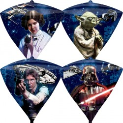 STAR WARS CLASSIC DIAMONDZ G40 PKT