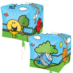 "MR-MEN & FRIENDS CUBEZ G40 PKT (15"" x 15"")"