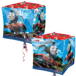 "THOMAS & FRIENDS CUBEZ G40 PKT (15"" x 15"")"
