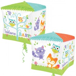 WOODLAND WELCOME BABY CUBEZ G20 PKT